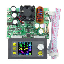 DC 50V 15A 750W Digital LCD Programme Step-down Regulated Power Supply Module