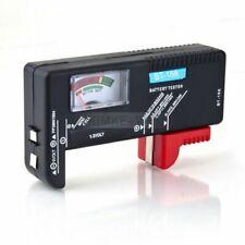 Batterieprüfer Tester Batterietester AA AAA C D 9V/1,5V Battery Tester Neu