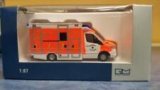 Rietze MB Sprinter Strobel RTW ´18 Feuerwehr Haltern am See 76220