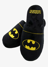 Batman oficial DC Comics Clásico adulto pantuflas Large 8-10 91038