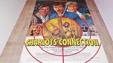 les charlots CHARLOTS CONNECTION !  affiche cinema