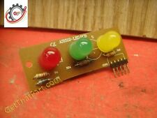 Aurora AS1512X Paper Shredder Control Indicator Light Panel Board Assy