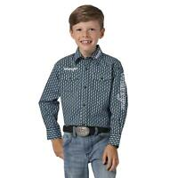 Rock /& Roll Cowboy Boys/' White /& Black Paisley Snap Up Western Shirt B8S4121