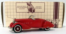 Minimarque 43 1/43 Scale US8A - 1934 Packard Boattail Runabout Speedster - Red