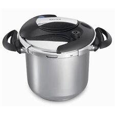 Baccarat 7L 22 cm Easy Twist Pressure Cooker Brand New