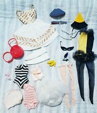 Vtg Barbie Clothes & Accessories Lot