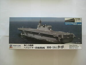 1|700 Model Ship JAPAN MARITIME SELF-DEFENSE FORCE DDH184 KAGA PIT-ROAD D10-2289