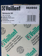 Vaillant 064950 Heat Exchanger Genuine Brand New Boxed