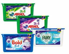 3 x 35 Pods Liquitabs Washing Detergent Tablets Capsules Laundry Bio / Non-Bio
