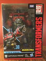Hasbro Transformers Toys Studio Series 38 Transformers: Bumblebee - New Sealed