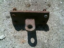 International 460 utility IH Tractor front bolster mount hitch w/ bolts