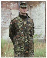 NEU Original Bundeswehr Parka SMOCK BW flecktarn MODIFIED Feldjacke Armee