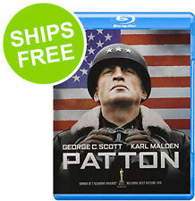 Patton (Blu-ray + DVD, 2012) NEW, Sealed, George C. Scott, Karl Malden