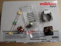 Märklin 60943 HO Hochleistungsmotor Nachrüst Set mit Scheibenkollektor klein