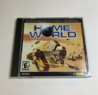Homeworld: Game of the Year Edition Jewel Case (PC, 2003)