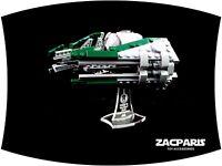 DISPLAY STAND for Star Wars Lego 75168 Yoda's Jedi Starfighter - Very Nice!