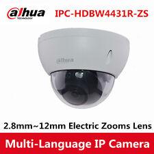 Dahua IPC-HDBW4431R-ZS 4MP 2.8mm~12mm Motorized Varifocal Zooms IP Dome Camera