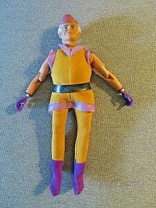 "MEGO Mr. Mxyzptlk 8"" action figure 1973 in outfit"