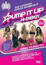 Ministry of Sound S Pump It up Hi Energy DVD Standard Region 1