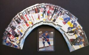 2020-21 UPPER DECK YOUNG GUNS SERIES 1 FINISH YOUR SET YOU PICK