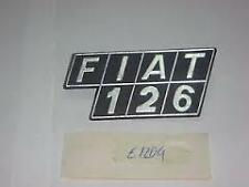 FREGIO FIAT 126
