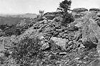 New 5x7 Civil War Photo: Little Round Top Hill & Cemetery Ridge at Gettysburg