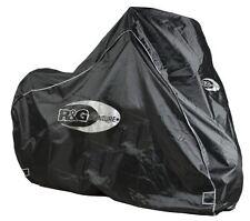 Yamaha V-Max All Years R&G Racing Adventure Bike Outdoor Cover BC0003BK Black