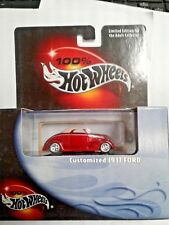 hotwheels 100% 1937 ford