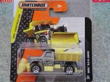 Matchbox 2014 #033/120 MBX S.C.R. 2200 Highway Maintenance Construction Case J