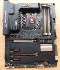 ASUS SABERTOOTH Z87 Motherboard LGA1150 Intel Z87 DDR3 HDMI DP With I/O