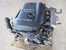 AEB 1.8T Motor TURBO AUDI A4 B5 A6 4B VW Passat 3B 108Tkm MIT GEWÄHRLEISTUNG