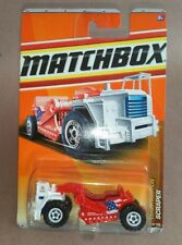 Matchbox Construction Scraper Stars & Stripes T8997 New