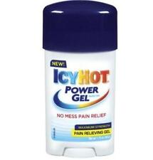 Icy Hot Max Strength Power Gel Pain Relieving Gel Stick 1.75 oz