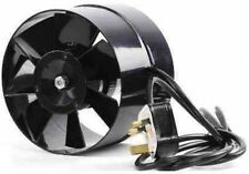 Black Orchid BO-AF-100-UK 100 Mm 4-Inch Diameter Axial Flo In Line Extractor -