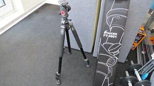 Fancier FT-5601 Tripod plus Head Professional Video Camera Camcorder Tripod