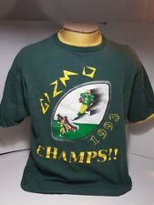 VINTAGE 1993 EDMONTON ESKIMOS GIZMO GREY CUP CHAMPS SIGNED Williams and PLESS