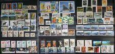 More details for 1995 - 2006 faroe islands føroya selection of stamps & ms mostly used sets