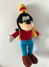 Vintage Hasbro Disney Goofy Plush Teddy Soft Toy 1989