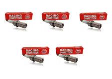 5 x NGK Racing Zündkerze R7438-9 Zündkerzen für Audi TT RS RS3 TFSI 4656
