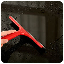 Window Squeegee Glass Wiper Silicone Blade Cleaning Shower Screen Washer*