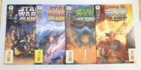 Star Wars: JEDI ACADEMY LEVIATHAN COMPLETE SET #1-4 NEAR MINT Dark Horse Comics