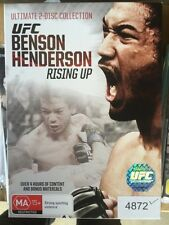 Ultimate 2 Disc Collection  - UFC Benson Henderson: Rising Up #4872