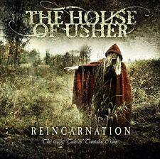 """The House of Usher Reincarnation 7"""" VINYL 2013 ltd.500"""