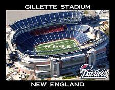 New England - GILLETTE STADIUM - Patriots - Flexible Fridge Magnet