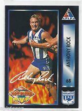 1994 AFLPA Hot Picks (68) Anthony ROCK North Melbourne