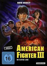 American Fighter III - Die blutige Jagd - uncut (2012) DVD NEU & OVP