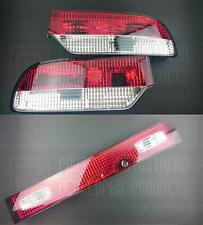 PHASE 2 3PCS CRYSTAL REAR TAIL LIGHT KIT FOR NISSAN 240SX 180SX S13 SILVIA