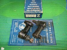 1939 40 41 Overland Willys NORS McQuay-Norris Outer TIE ROD END SET #ES-79