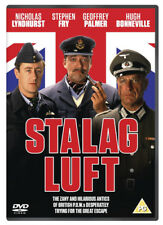 Stalag Luft DVD (2014) Stephen Fry ***NEW***