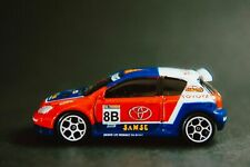 Majorette Toyota Corolla Loose Package Diecast Car